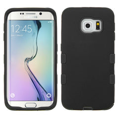 Galaxy S6 Edge Black Tuff Cover, Dial n Style