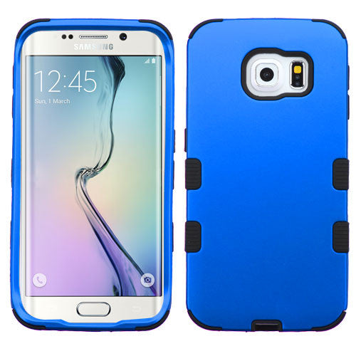 Galaxy S6 Edge Blue Tuff Cover, Dial n Style