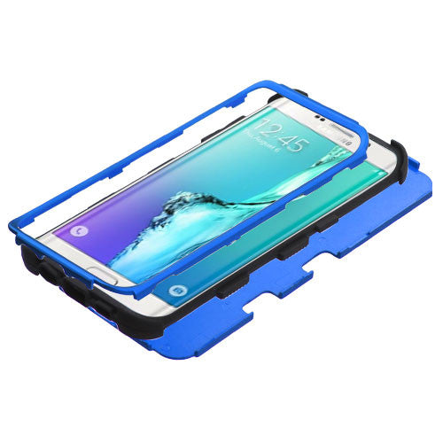 Galaxy S6 Edge Plus Blue Tuff Case