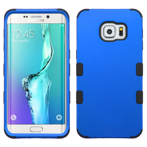 Samsung Galaxy S6 Edge Plus Blue Tuff case, Dial n Style