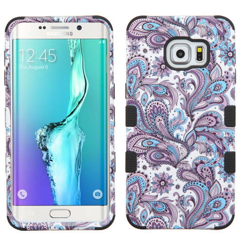 Samsung Galaxy S6 Edge Plus European Flower Tuff case, Dial n Style