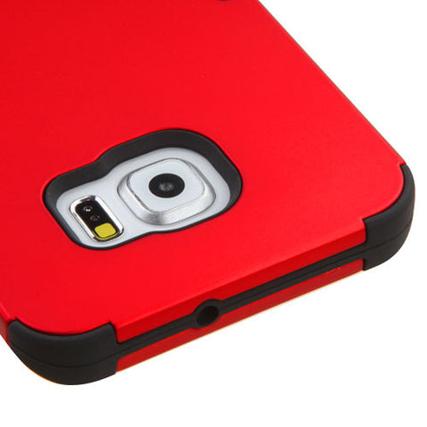 Galaxy S6 Edge Plus Red Tuff Case