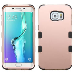 Samsung Galaxy S6 Edge Rose Gold Tuff Case, Dial n Style