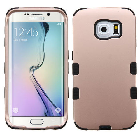 Galaxy S6 Edge Rose Gold Tuff Case