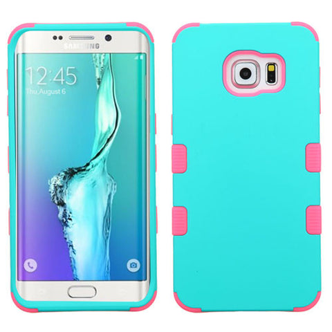 Galaxy S6 Edge Plus Teal Tuff Case