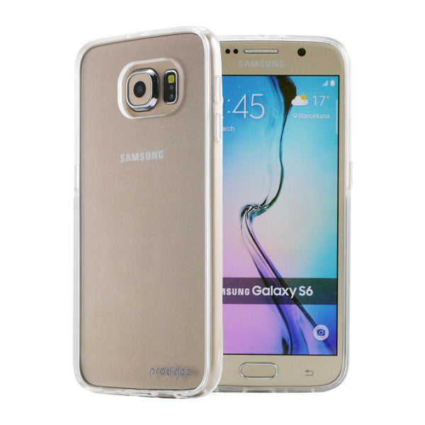 Galaxy S6 Clear Transparent