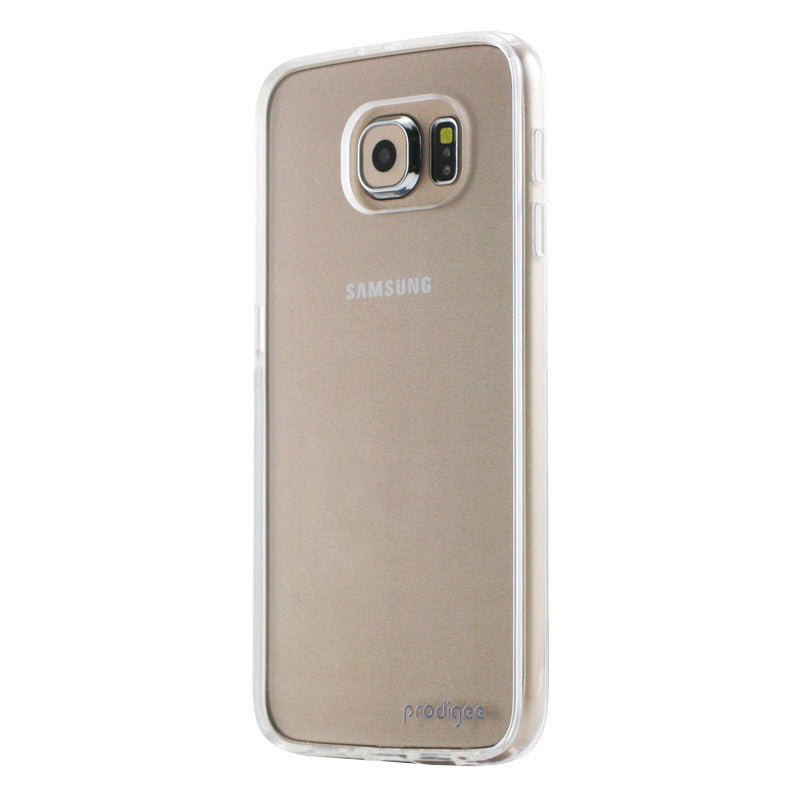 Prodigee Scene Clear Transparent Cover, Galaxy S6, Dial n Style