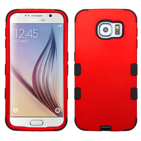 Galaxy S6 Red Tuff Case
