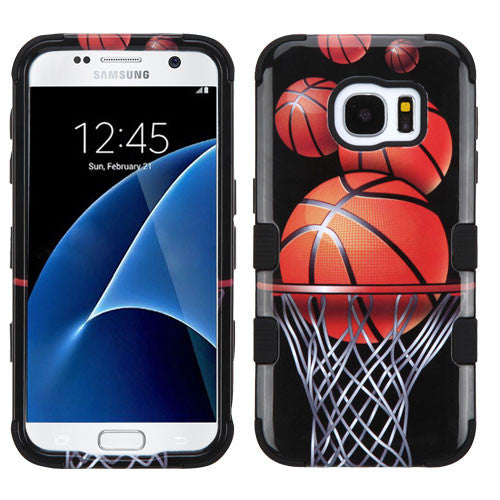Samsung Galaxy S7 Basketball case, Dial n Style