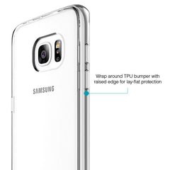 Prodigee Scene Clear Transparent Cover, Galaxy S7 Edge, Dial n Style
