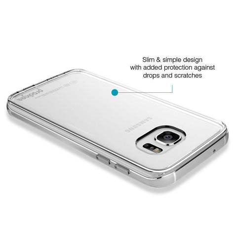 Galaxy S7 Clear Transparent