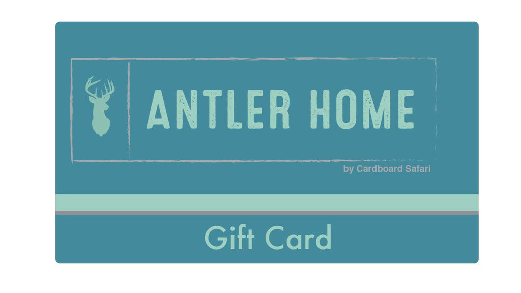 Antler Home Gift Card