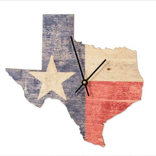 State of Texas Clock