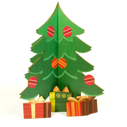 Holiday Tree Small (Set of 9)