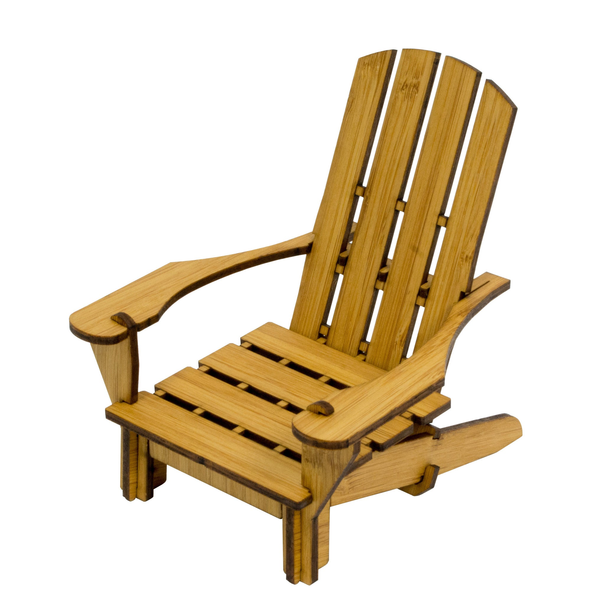 Adirondack Chair Coaster Set of Four Antler Home