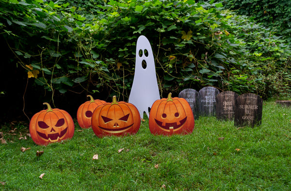 Halloween Lawn Decoration Bundle