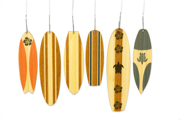 Classic Surfboard Ornaments
