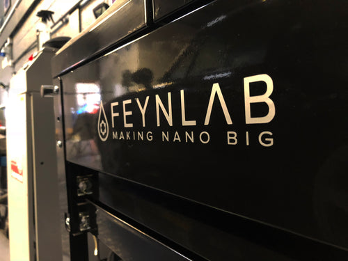 FEYNLAB VINYL STICKER (Large)