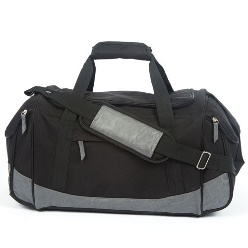 Dasha Designs Skater/Dancer Pro Duffle Bag - Black - NEW