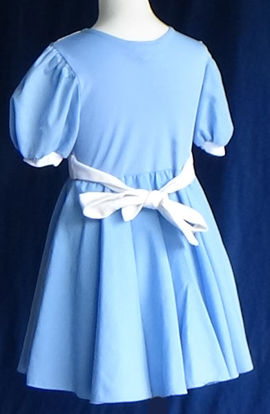 Skating Dress / Costume - Alice In Wonderland - Pre Owned / Great Condition - Child Small