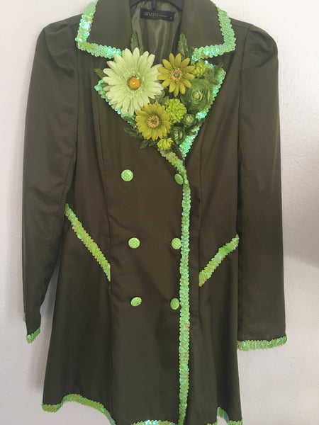 "Ozian Jacket from ""Wicked"" -- Adult Size Small"