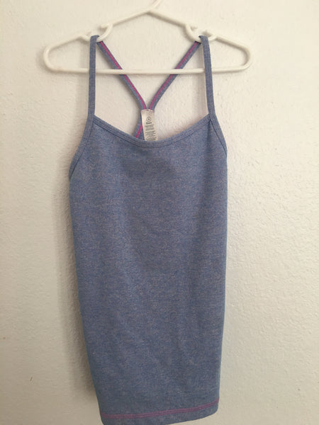 Ivvivva Tank Top -- Blue