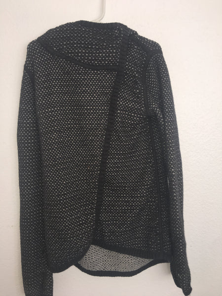 Ivivva Wrap/Hoodie Sweater -- Child Size 8