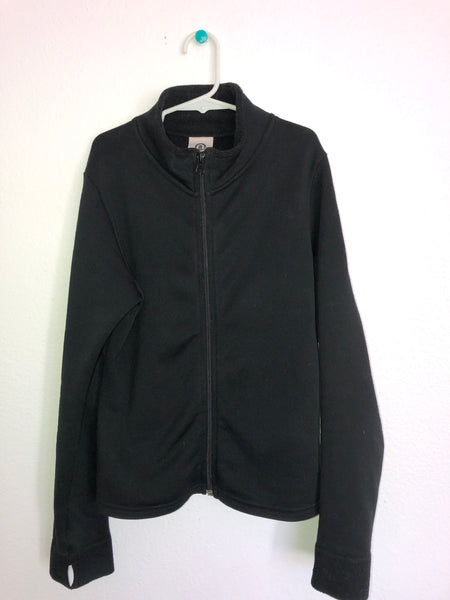 Black Skating Jacket