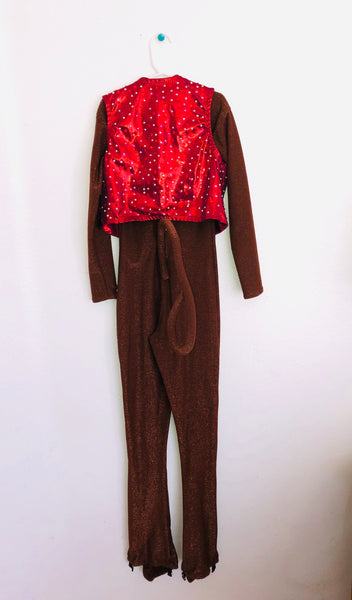 """Abu"" from Aladdin Monkey Costume"