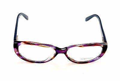 Tom Ford Eyeglasses Frame TF5226 083 Purple Tortoise Plastic Italy Made 54-13