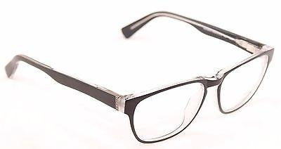 Image of Jaguar Eyeglasses Frame 39107-8738 Matte Black Crystal Plastic Germany 51-15-140