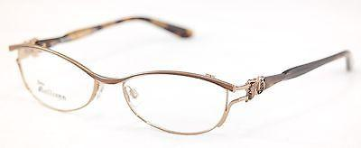 Image of John Galliano Eyeglasses Frame JG5007 045 Metal Plastic Gold Italy 54-16-135