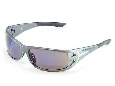 Image of Harley-Davidson Sunglasses Gray Plastic HDS 615 BLGRY-3F China Made 65-15-115