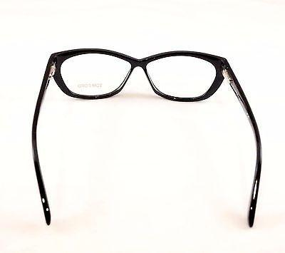 Tom Ford Eyeglasses Frame TF5227  001  Black Plastic Italy Made 54-10-130