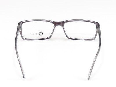 Modern Eyeglasses Frame Visa Plastic Black Crystal China Made 54-17-140