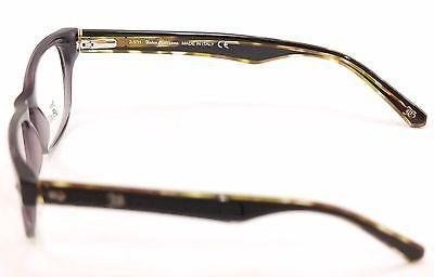 Image of John Galliano Eyeglasses Frame JG5015 020 Plastic Black Italy Made 52-19-145