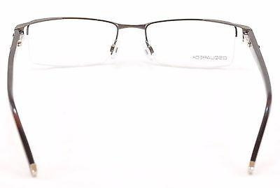 Image of Dsquared2 Eyeglasses Frame DQ5069 091 Brown Metal Plastic High Quality 53-18-140