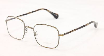 Oliver Peoples Eyeglasses Titanium OV1129T 5039 Redfield Antique Gold 48-21-145 - Frame Bay