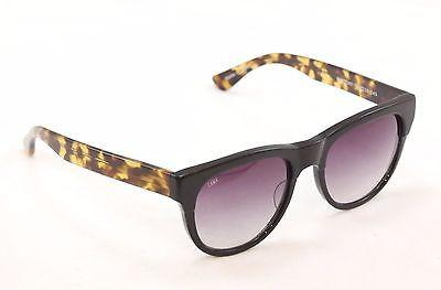 1b36e4d449 ... Image of Sama Sunglasses Marlowe Japan Black Tortoise Gradient Lenses  Plastic 53-20-145 ...