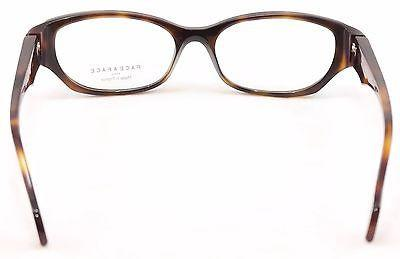 Image of Face A Face Eyeglasses Frame Epoca 1 038 Black Tortoise Plastic Hand Made