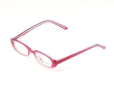 Modern Eyeglasses Frame Cuddle Kids Burgundy Plastic China Made 42-16-125 - Frame Bay
