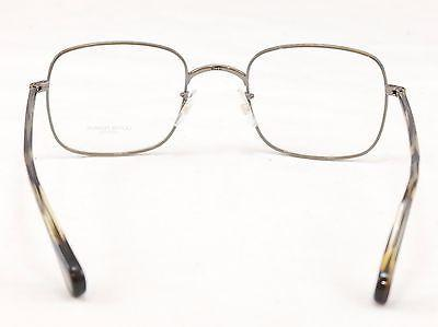 Oliver Peoples Eyeglasses Titanium OV1129T 5039 Redfield Antique Gold 48-21-145