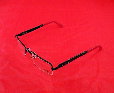 Image of Charriol Eyeglasses Frame SP23003 Sports Carbon France Red Gunmetal 53-18-140