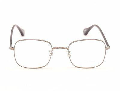 Oliver Peoples Eyeglasses Titanium Frame OV1129T 5041 Redfield Pewter Black
