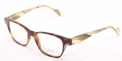 Face A Face Eyeglasses Frame Terry 1 238 Dark Tortoise Plastic France Hand Made - Frame Bay