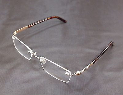 Tom Ford Eyeglasses Frame TF5199 028 Gold Metal Plastic Italy Made 55-18-140 - Frame Bay