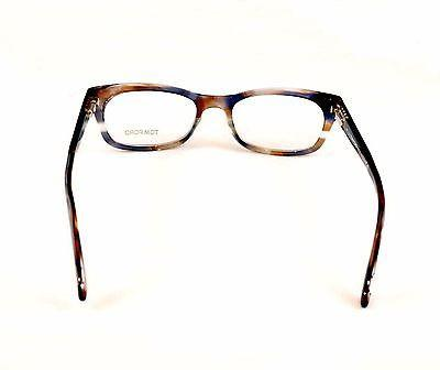 Image of Tom Ford Eyeglasses Frame TF5184 086 Brown Marble Plastic Italy Made 52-18-135
