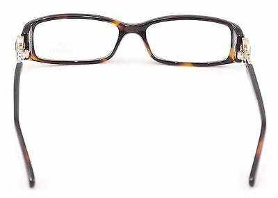 Swarovski Eyeglasses Bubble SW5029 052 Dark Havana Plastic Italy Made 53-15-130