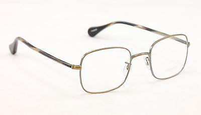 Image of Oliver Peoples Eyeglasses Titanium OV1129T 5039 Redfield Antique Gold 48-21-145