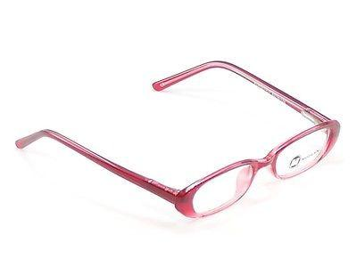 Modern Eyeglasses Frame Cuddle Kids Burgundy Plastic China Made 42-16-125